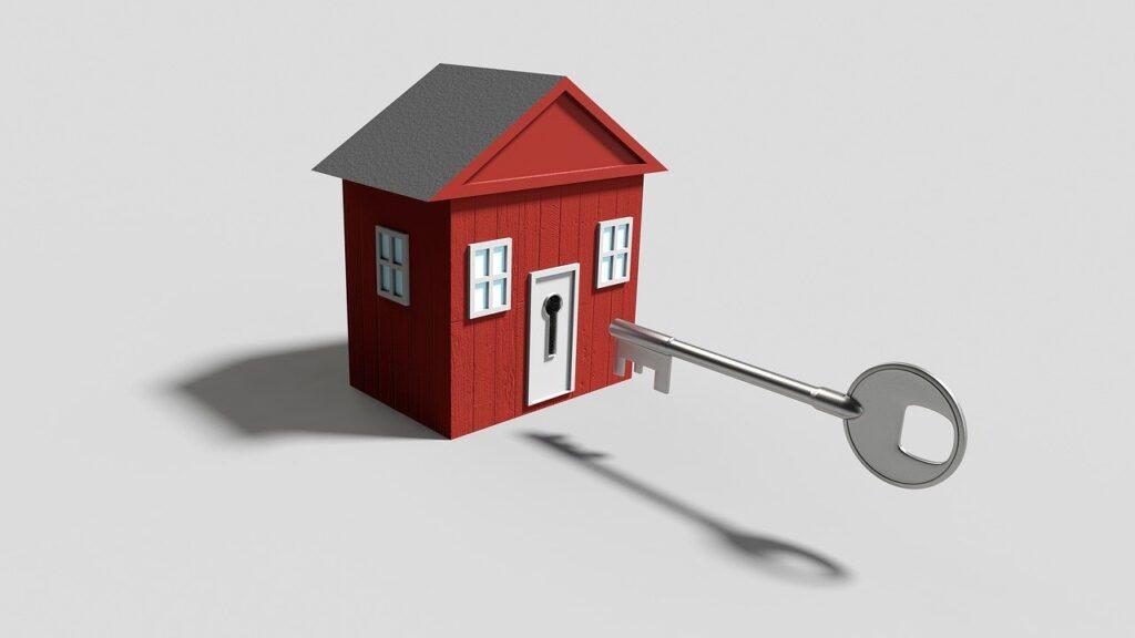 key, house, house keys